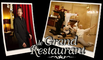 Grand Restaurant (Le) - End title - Grand Restaurant (Le) - Générique de fin