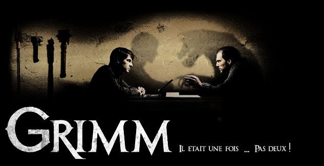 Grimm - Main title  - Grimm - Générique