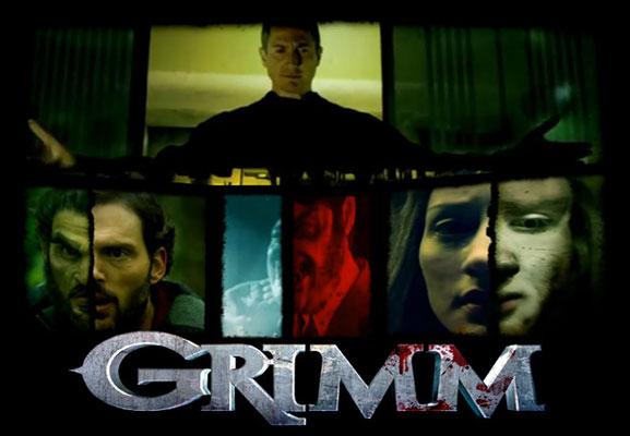 Grimm - Main title Season 2 - Grimm - Générique Saison 2