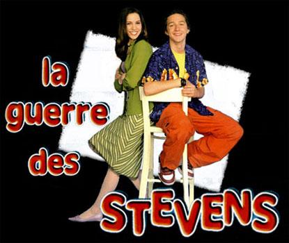 Even Stevens - Main title - Guerre des Stevens (la) / Drôle de frère - Générique