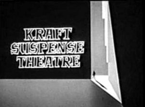 Kraft Suspense Theatre - Main title season 1 - Haute tension (1963) - Générique saison 1