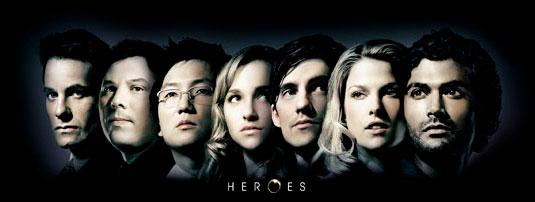 Heroes - Main title - Heroes - Générique VO