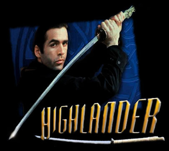 Highlander : the series - French main title - Highlander - Générique VF