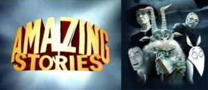 Amazing stories - Main theme - Histoires fantastiques - Thème principal