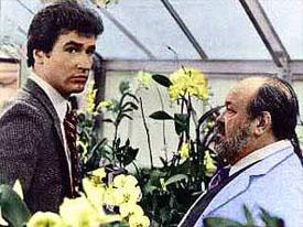 Nero Wolfe - Main title - Homme à l'orchidée (l') - Générique