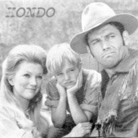 Hondo - Main title - Hondo - Générique