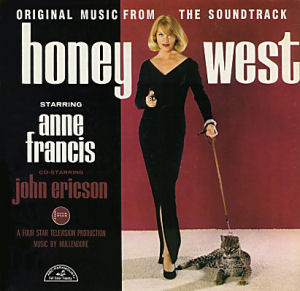 Honey West - Main title LP version - Honey West - Générique version LP