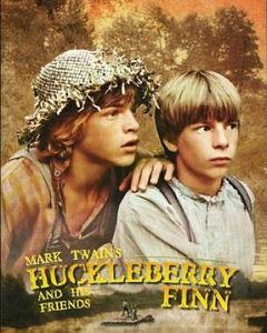 Huckleberry Finn and His Friends - Main title - Huckleberry Finn et Tom Sawyer - Générique