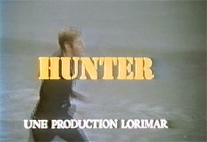 Hunter - Main title - Hunter (1977) - Générique