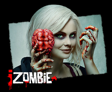 iZombie - Main Title - iZombie - Générique (Version TV)