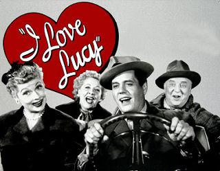 I Love Lucy - Main title - I love Lucy - Générique