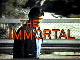 Immortal (the) - 1970 main title - Immortel (l') - Générique 1970