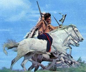 Indiens (les) - Main title  - Indiens (les) - Générique