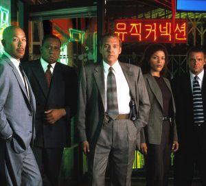 Robbery Homicide Division - Main title - Los Angeles: Division homicide - Générique