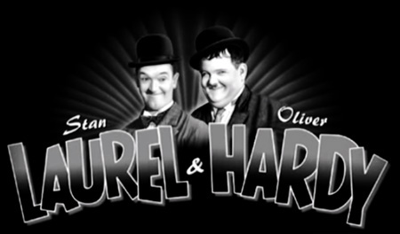 Laurel & Hardy - Main title - Laurel et Hardy - Générique