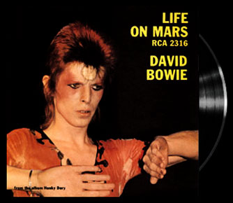 Life on Mars - Theme Song - Life on Mars - Chanson Thème