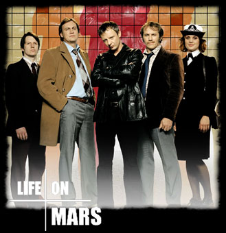 Life on Mars (UK) - Main title - Life on Mars (UK) - Générique