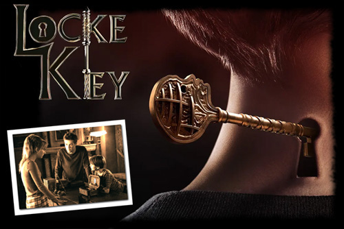 Locke and Key - Main Title) - Locke and Key - Générique