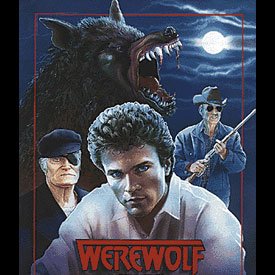 Werewolf - Main title - Malédiction du Loup Garou (la) - Générique