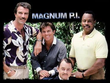 Magnum, p.i. - Main title # 1 - Magnum - Générique original - Version 1 (1980-1981)