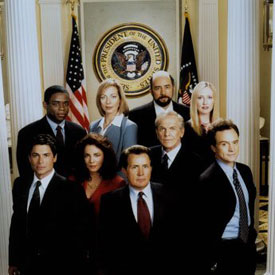 West Wing (the) - Main title - A la Maison Blanche - Générique