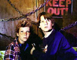 Eerie, Indiana - End title # 1 - Marshall et Simon - Générique de fin 1991 - version 1
