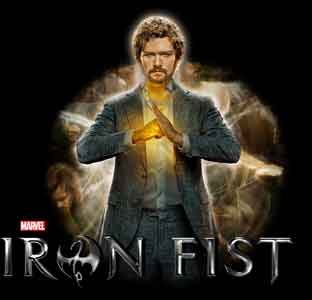Marvel ' s Iron Fist - Main title - Marvel's Iron Fist - Générique