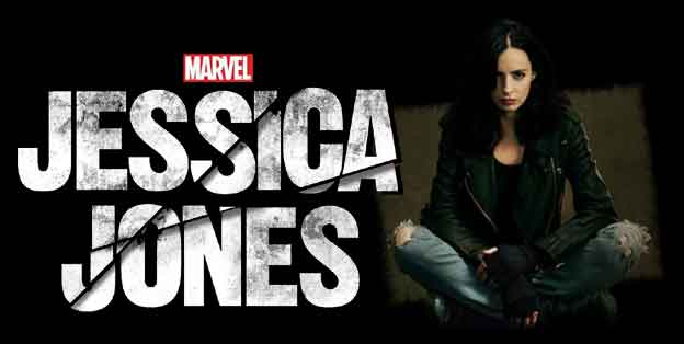 Marvel's Jessica Jones - Main title - Marvel's Jessica Jones - Générique