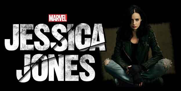 Marvel's Jessica Jones - Main title - Marvel's Jessica Jones - Générique