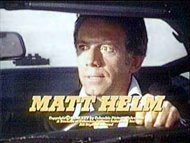 Matt Helm - Main title - Matt Helm - Générique