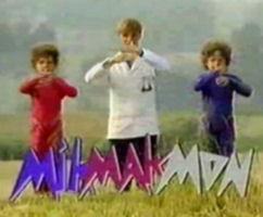 Mik, Mak en Mon - Intro - Mik, Mak en Mon - Intro VO