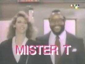 T. and T. - Season 1 & 2 main title - Mister T / Un duo explosif - Générique saisons 1 et 2