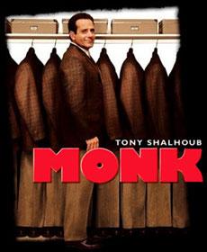 Monk - Last end title - Monk - Dernier générique de fin