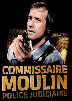 Commissaire Moulin - 1976 main title - Commissaire Moulin - Générique 1976