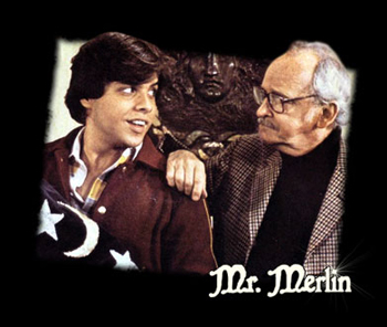 Mr. Merlin - Main title - Monsieur Merlin - Générique