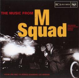 M Squad - End title - M Squad - Générique de fin