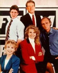 Murphy Brown - Main title