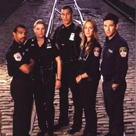 Third Watch - End title - New York 911 - Générique de fin