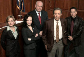 Law & Order : Trial by Jury - Main title - New York : Cour de Justice - Générique VO