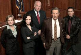 Law & Order : Trial by Jury - Main title - New York : Cour de Justice - Générique VO