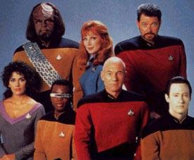 Star Trek : The Next Generation - Main title - Star Trek : La Nouvelle Génération - Générique