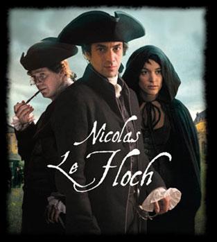 Nicolas Le Floch - Main title - Nicolas Le Floch - Générique