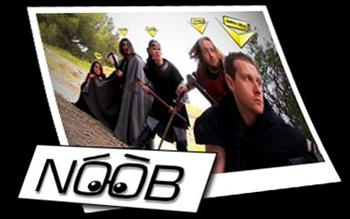 Noob - Season #2 Main title - Noob - Générique saison 2