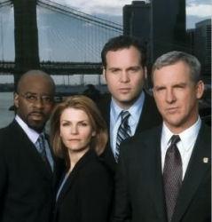 Law & Order : Criminal Intent - Main title - New York : Section Criminelle - Générique VO