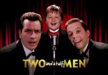 Two and a Half Men - Main title - Mon oncle Charlie - Générique