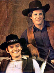 Alias Smith and Jones - End title - Opération Danger - Générique de fin