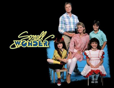 Small Wonder - Main title - Petite merveille (la) - Générique