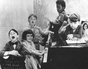 Little Rascals / Our Gang - Main title - Petites canailles (les) - Générique
