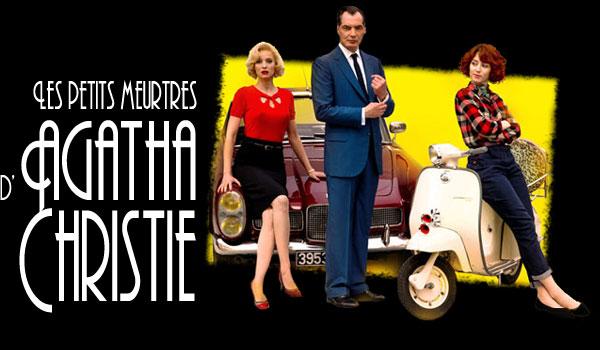 Petits meurtres d'Agatha Christie (Les) - 2nd Season main title - Petits meurtres d'Agatha Christie (Les) - Générique 2eme Saison