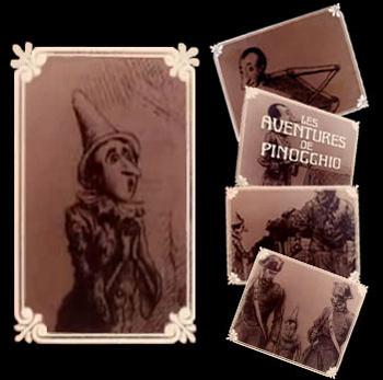 Avventure di Pinocchio (le) - Main title - Aventures de Pinocchio (les)   - Générique